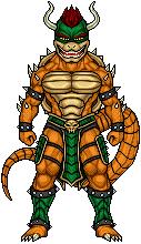 Bowser, King of the Koopas by UltimateLomeli