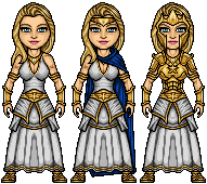 Queen Hippolyta (MrsGrizzley) by UltimateLomeli