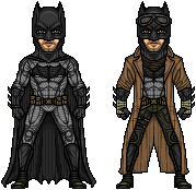 Batman - Batman v Superman by UltimateLomeli