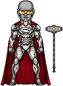 The Man of Steel by UltimateLomeli