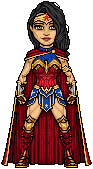 Wonder Woman, The Goddess of Truth by UltimateLomeli