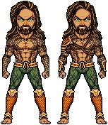 Aquaman, The King of Atlantis by UltimateLomeli