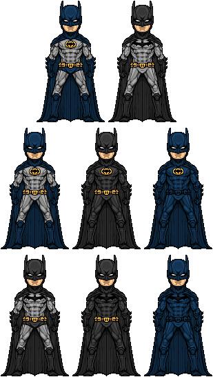 Batman (Classic) by UltimateLomeli
