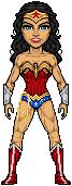 Wonder Woman (Classic) by UltimateLomeli