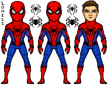 Spider-Man 2018 by UltimateLomeli