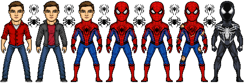 Spider-Man 2018 Update by UltimateLomeli