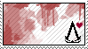 Assassins Creed Stamp. by Snuf-Stamps