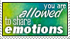 Express yourself. by Snuf-Stamps