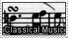 I listen to Classical Music by Snuf-Stamps