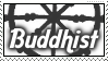 Buddhist Stamp by Snuf-Stamps