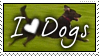 Dog-Lover by Snuf-Stamps
