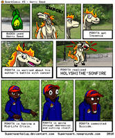 Spark Comic 3 - Worry Seed by SuperSparkplug