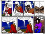 Spark Comic 5 - Revenge?