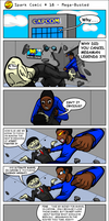 Spark Comic 18 - Mega-Busted