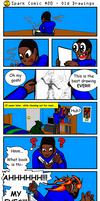 Spark Comic 20 - Old Drawings by SuperSparkplug