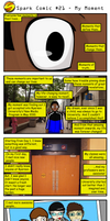Spark Comic 21 - My Moment