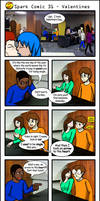 Spark Comic 31 - Valentines