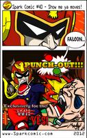 Spark Comic 40 - Show Me Ya Moves! by SuperSparkplug