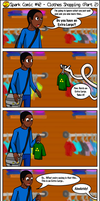 Spark Comic 42 - Clothes Shopping (Part 2)