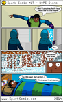 Spark Comic 67 - NOPE Storm