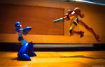 Megaman Vs Samus