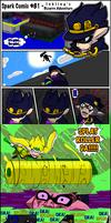 Spark Comic #81 - Inkling's Bizarre Adventure