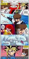 Spark Comic #89 - Dueling Dorks