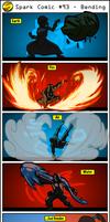 Spark Comic #93 - Bending