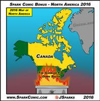 Spark Comic Bonus -  North America 2016 by SuperSparkplug