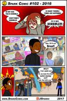 Spark Comic #102 - 2016 by SuperSparkplug