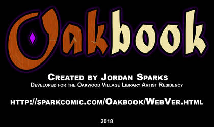 Oakbook Game Release by SuperSparkplug