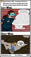 Spark Comics #108 -Leadership Choices