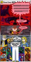 Spark Comic #109 - Hyrule Champions