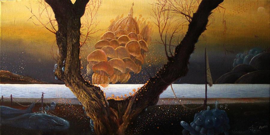 An der Schwelle by AFANTINI