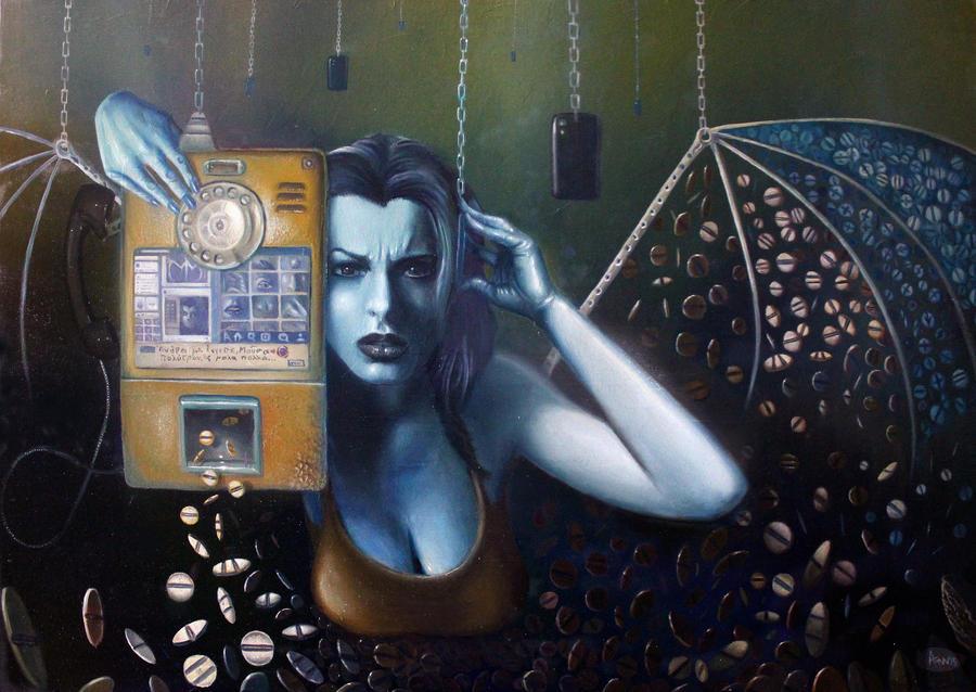 Limbicola (The Eidolon Call) by AFANTINI