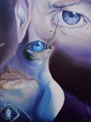 David Lynch by AFANTINI