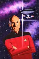 The Good Captain by pencilco