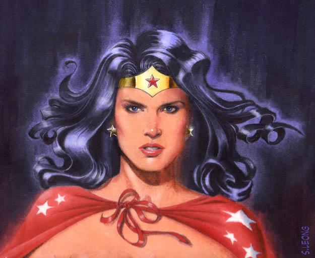 Wonder Woman 2 by pencilco