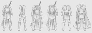 Sugeru Outfits