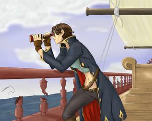 Land Ahoy! by spadiekitchenqueen