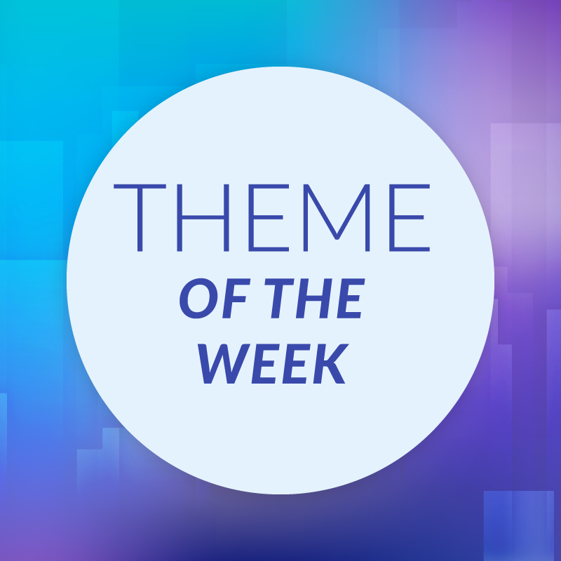 Theme of the Week – Wallpaper