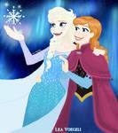 The Frozen Lights