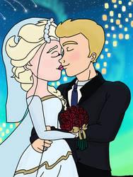 Stelsa Wedding Reprise by CaptainMockingjay