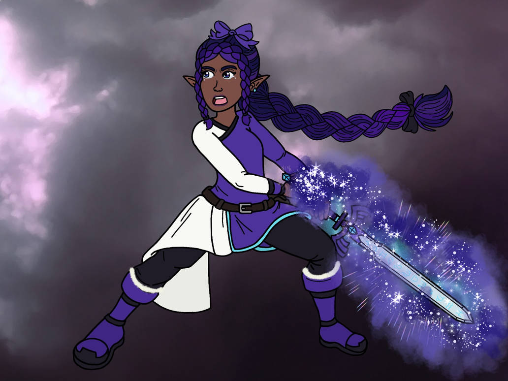 Battle-Powered Celestia