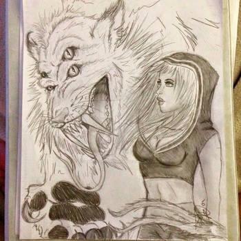 Savoy Cat and Mona