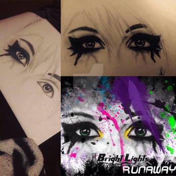 Bright Lights Eyes (Runaway)