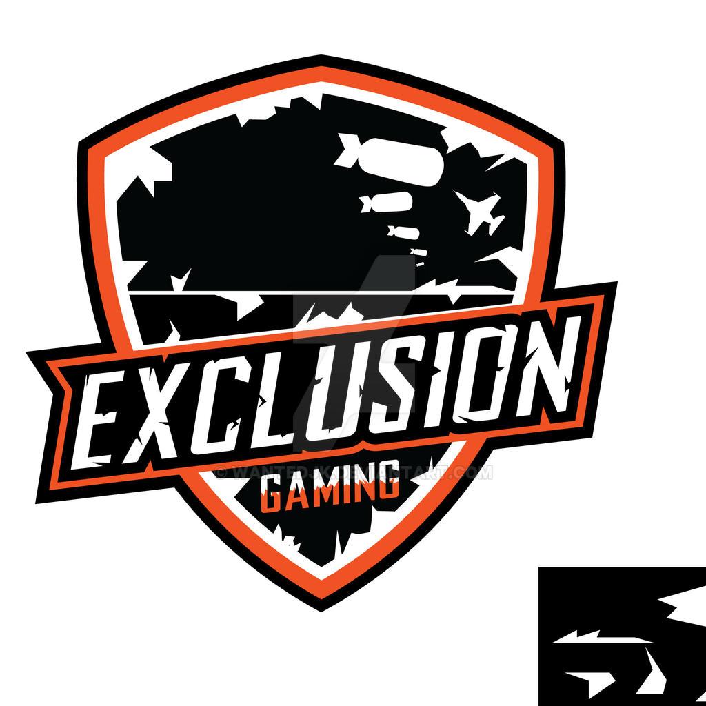 Très JKwebmedia : WIP: Logo for Exclusion-gaming by wantedjk on DeviantArt GX21