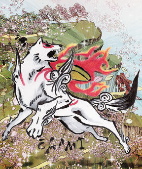 Okami by projectsurreal