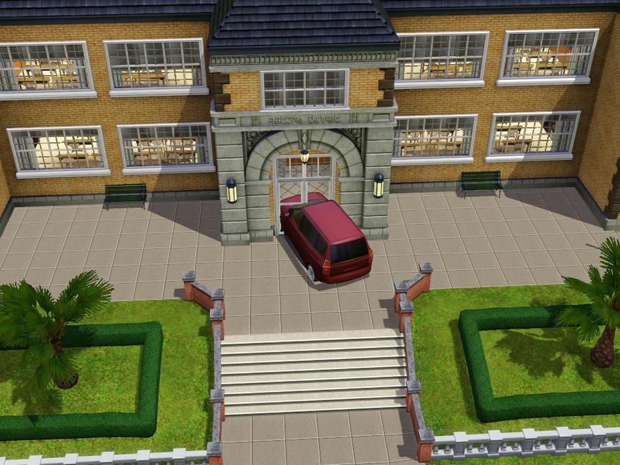 Weird Car Glitch by TheSimsGirl