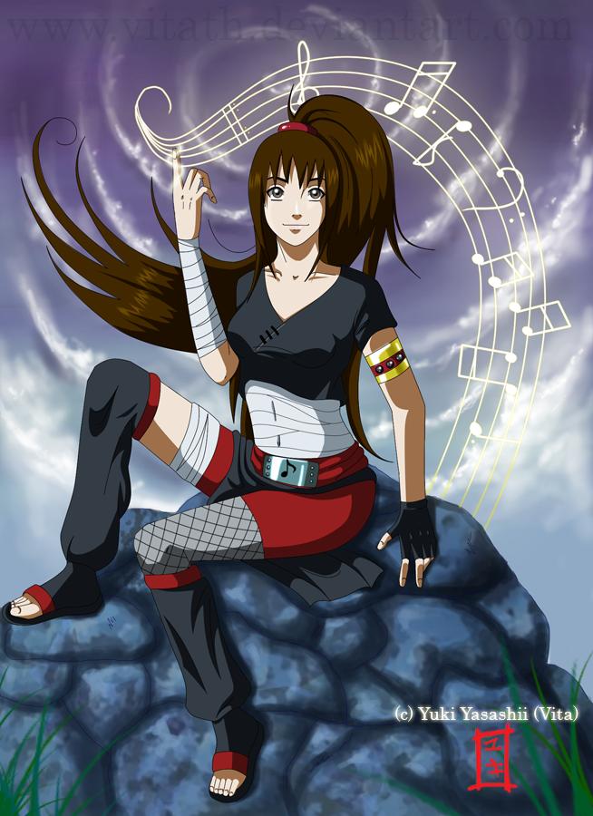 NPC aus Kirigakure __Music_ninja_Iwa___by_VITATH